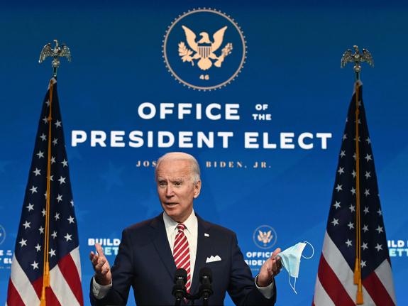 Joe Biden names several top cabinet picks