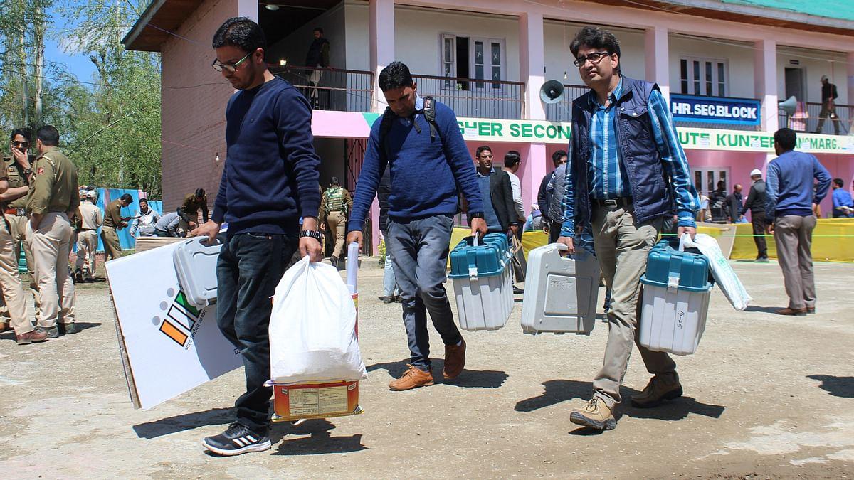 Kashmir back to Old Ways?