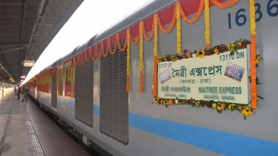 Siliguri-Dhaka train service to start on March 26