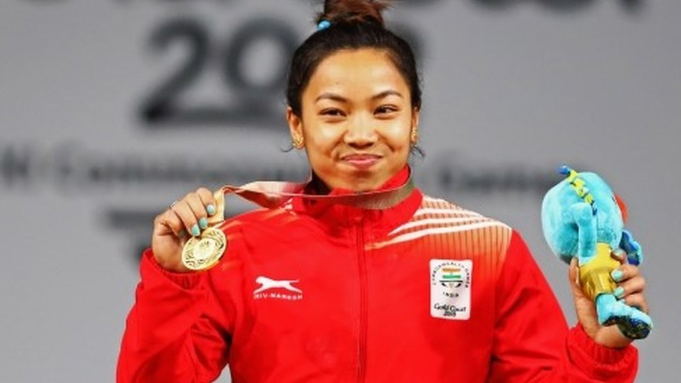 Mirabai Chanu becomes 1st Indian weightlifter to win silver in Olympics