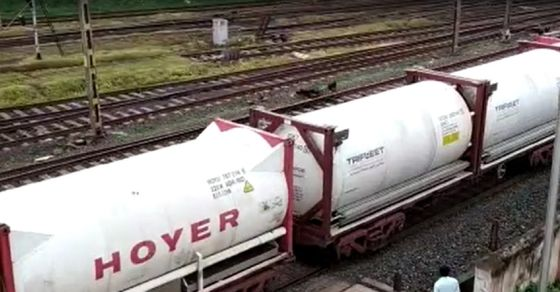 India to send first Oxygen Express to Bangladesh
