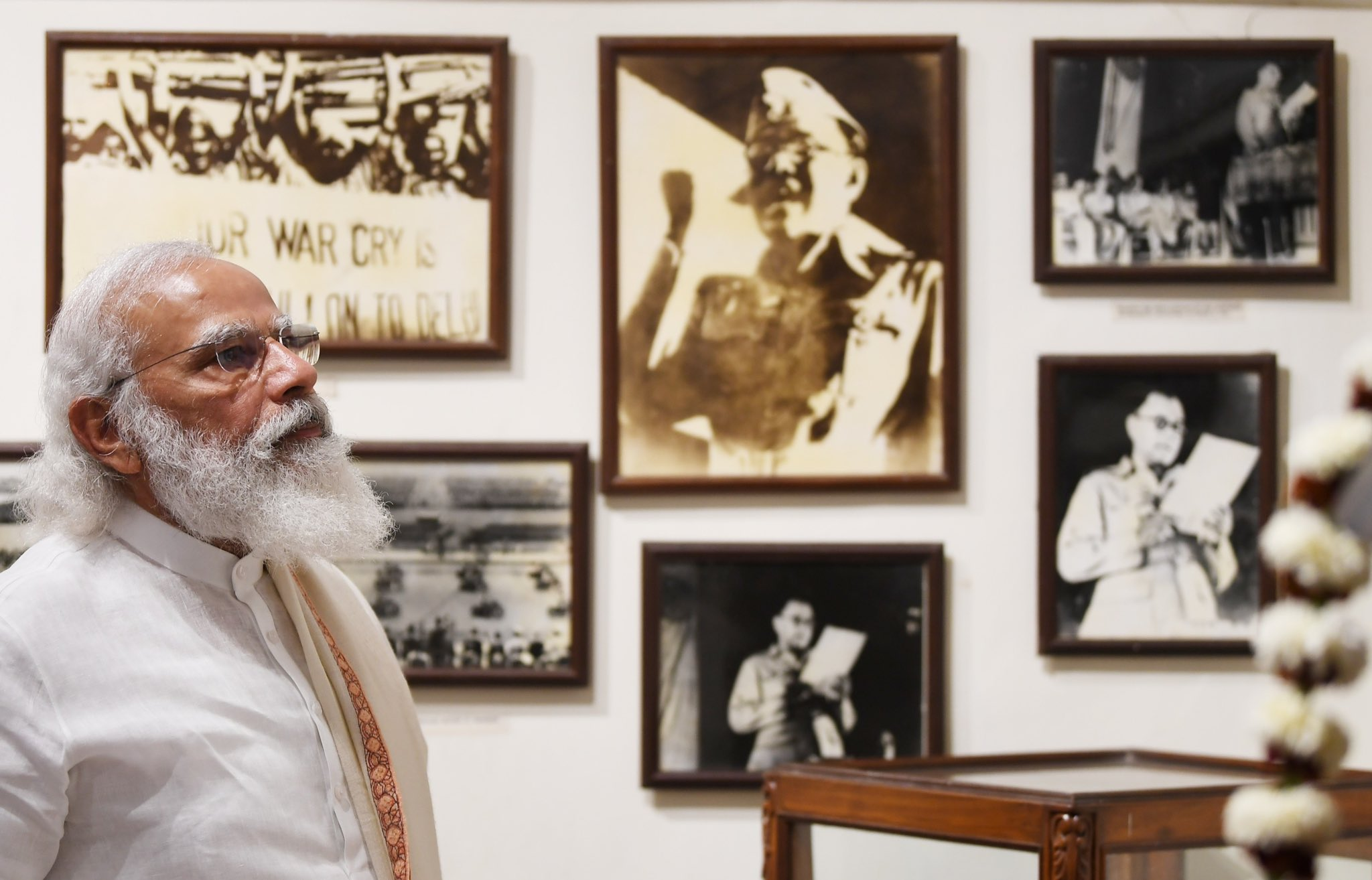 India mark 'Parakram Diwas',pays homage to Netaji