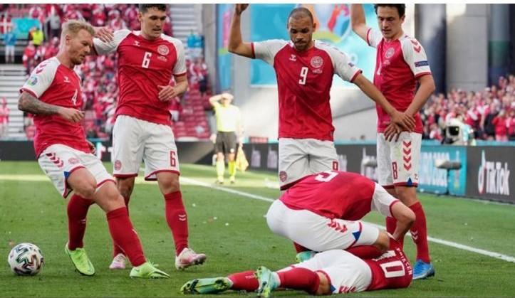 Finland beat Denmark 1-0 in Euro 2020 match,Eriksen stable