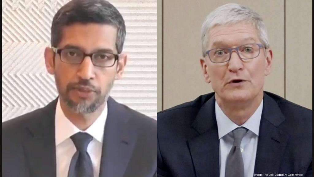 Sundar Pichai,Tim Cook applaud Joe Biden's immigration reforms